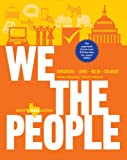 We the People : An Introduction to American Politics, Ginsberg, Benjamin and Lowi, Theodore J., 039312438X
