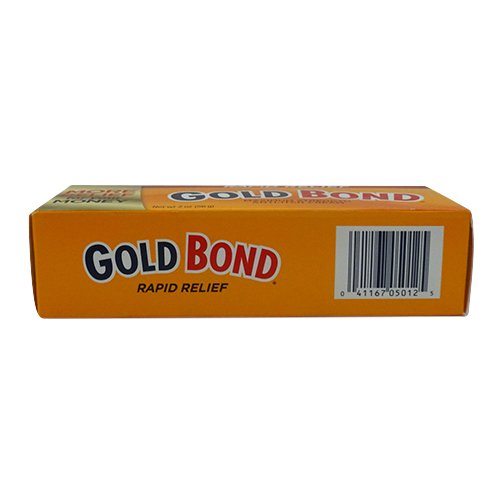 Gold Bond Medicated Anti-Itch Cream, 2-Ounce Tubes (Pack of 3)