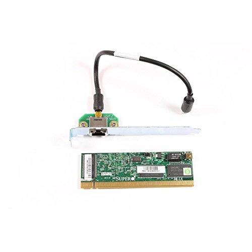 Supermicro AOC-SIM1U+ IPMI 2.0 Plug-in Controller Card SIM1U+