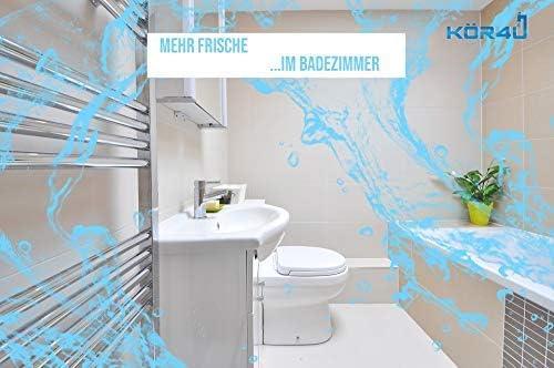 Nicols cassetta anticalcare acqua Blocks 2/X PULIZIA Dadi per toilette Blu Acqua
