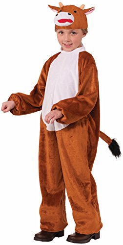 Forum Novelties Nativity Cow Costume, Child Medium -