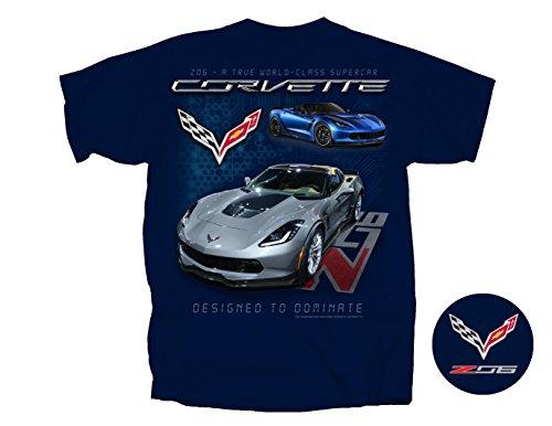 Joe Blow Men's Corvette C7 Z06