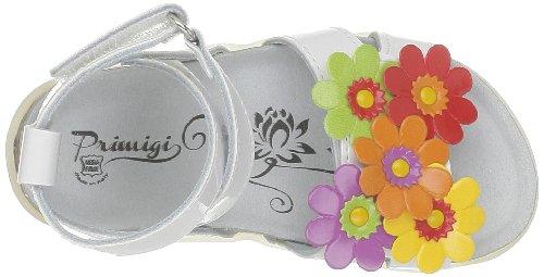 Primigi - Sandalias para niña Blanco (Blanc (Bianco-Multicol))
