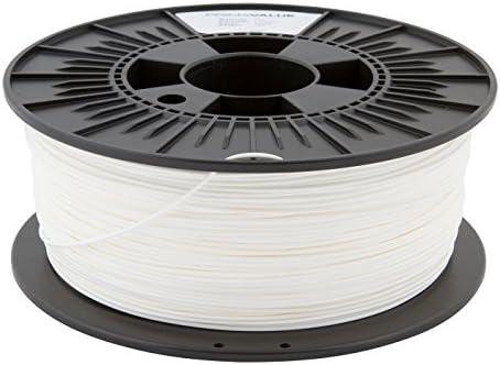 3D Prima PVPLA175WT PrimaValue Filamento PLA, 1.75mm OD, Carrete ...