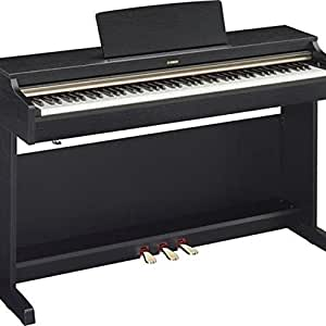 yamaha ydp 162 88 key arius digital piano with. Black Bedroom Furniture Sets. Home Design Ideas