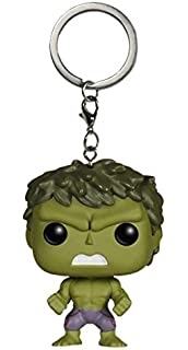 Amazon.com: Funko Pop! Keychain: Thor Ragnarok - Hulk Casual ...