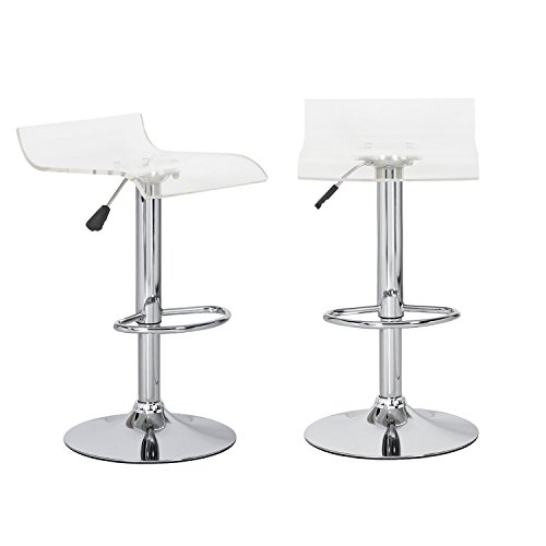 Oval Set Bar Stool - 6