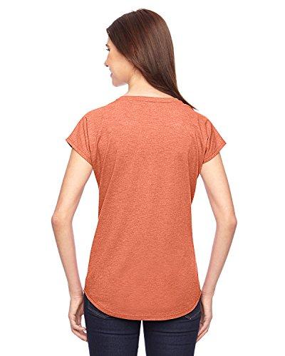 HEATHER Donna BRONZE Anvil shirt T vfZqfHY