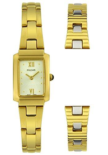 Pulsar Women's Double Time watch #PEX538