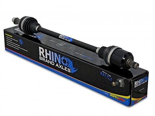 SuperATV 1-2-R-09-BT Rhino Brand Axle Heavy-Duty (Rear) for Polaris Ranger Fullsize 570(2015+) 900(2013+) 1000(2015+) by SuperATV Rhino Brand Axle