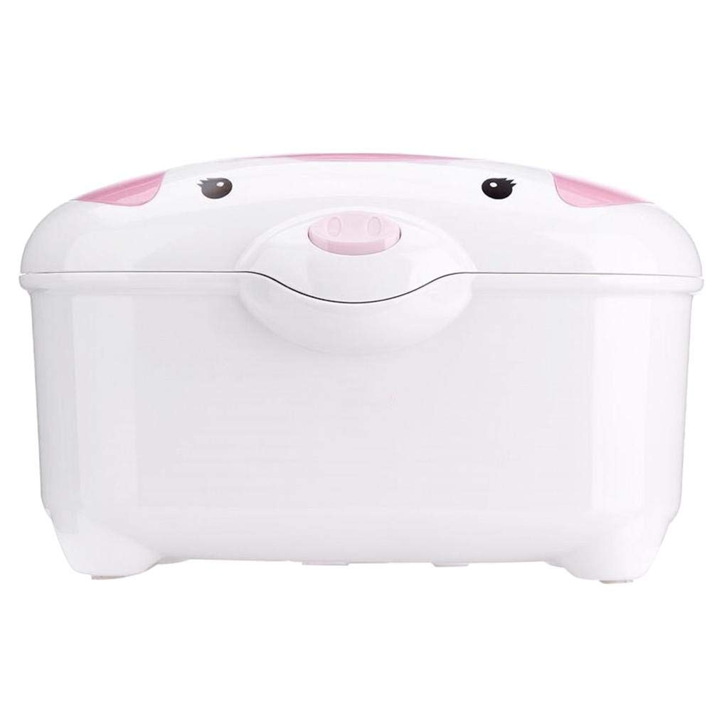 SAMBER Wipe Warmer Wipes Heaters Baby Portable Thermostat Mini Automatic Insulation Heater Wipe Holders Baby Wipe Warmer /& Wipes Dispenser Baby Gift Sets Moist Wipes Heater