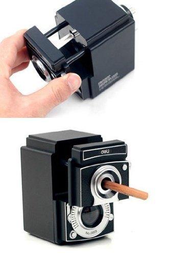 vintage camera pencil sharpener - 4