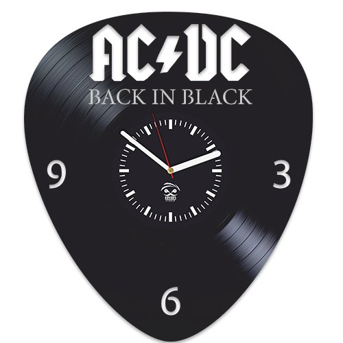 AC DC, ACDC Music, Rock Band, Back In Black, Modern Art, Vin