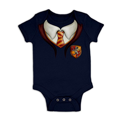 Wizards Apprentice Costume Baby Grow - Navy 6-12 Months  sc 1 st  Amazon.com & Harry Potter Baby: Amazon.com