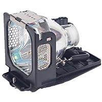 LAMTOP POA-LMP55 610-309-2706 Projector Replacement Lamp with Housing for Sanyo PLC-XE20 XE2000 XL20 XL2001 XT15KS XT15KU XU25 XU47 XU48 XU50 XU5000 XU5001 XU51 XU55 XU5501 XU58 XL15