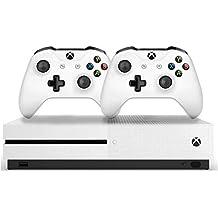 Microsoft 234-00603 Console S, 1 TB e 2 Controles - Xbox_one