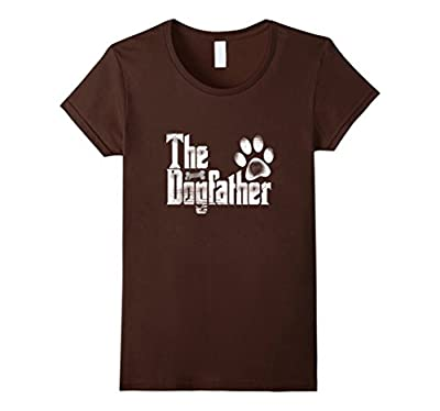 The Dogfather T-Shirt | Dog Dad Funny| Father's Day Gifts
