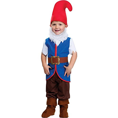 Gnome Boy Costume - Toddler Large