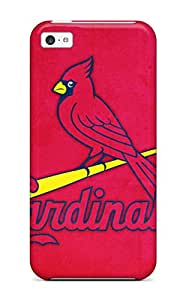 Pretty LADollh3089nQZlY Iphone 5c Case Cover/ St. Louis Cardinals Series High Quality Case