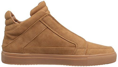 Steve Madden Mens Defstar Fashion Sneaker Tan