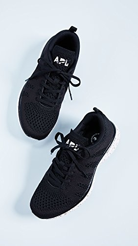 Apl: Atletisk Fremdrift Labs Kvinders Techloom Pro Sneakers Sort / Metallisk Speckle MmJKiwcdS6