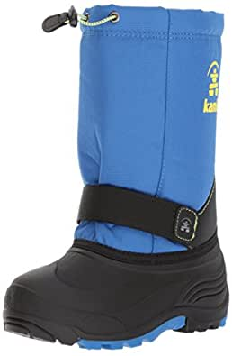 Kamik Unisex-Child Girls Rocket Nk8126s Blue Size: 1 W US Little Kid