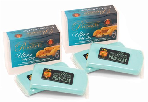 Pinnacle Ultra Poly Clay - Buy it by the Pound!