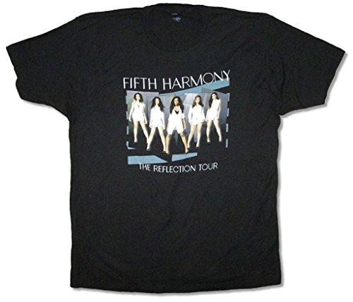 (Fifth Harmony Reflection Black T Shirt (2X))