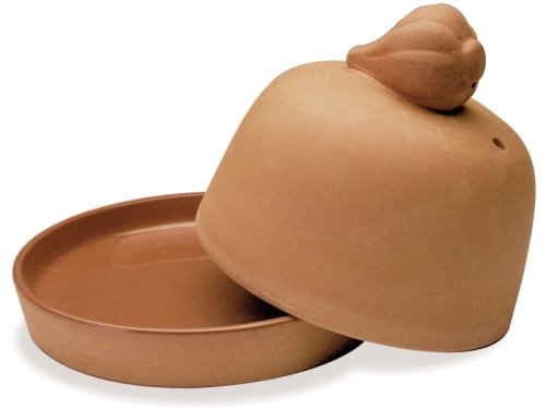 (Prepworks by Progressive Terra Cotta Garlic Roaster - 5 Inch)