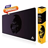 GORILLA STIMPACK 3XL Large Gaming Mouse Pad (48''x24''x0.2'') - XXXL Extended Desk Mat Suitable for Gamers, Office, Workspace