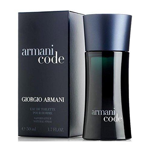 [Armani Code By Giorgio Armani For Men. Eau De Toilette Spray 1.7 Ounces] (Men 50ml Eau De Toilette)