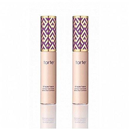 Tarte Shape Tape Contour Concealer in Fair and Light by Tarte