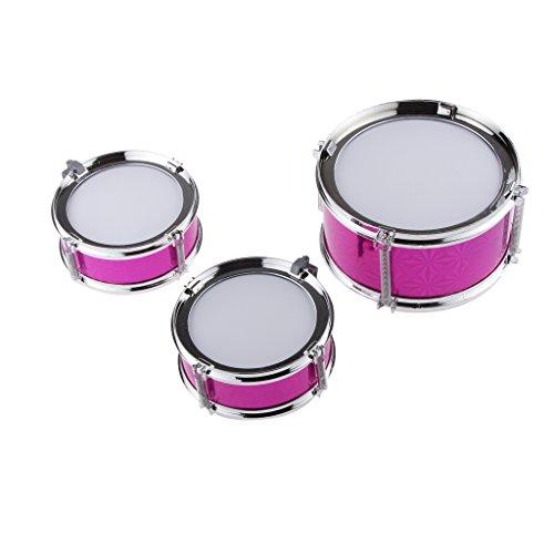 a big drum set - 3