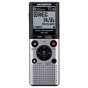 Olympus VN-702PC Digital Voice Recorder