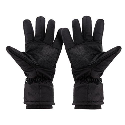 JJseason Winter Ski Gloves Extreme Snowboard and Warm Gloves