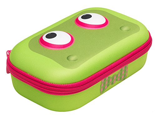 Box Pencil Storage (ZIPIT Beast Pencil Case/Pencil Box/Storage Box, Green)