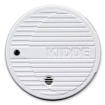 Kid440374 Kidde Battery Powered Fire Smoke Alarm Amazon Co Uk Diy Tools