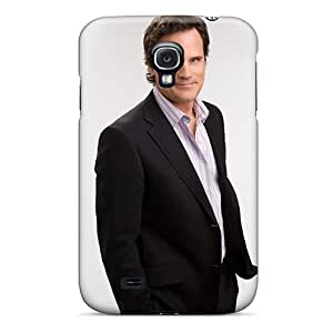 LRCijKH3148iEQXG Tpu Phone Case With Fashionable Look For Galaxy S4 - Michael Park Celebrity