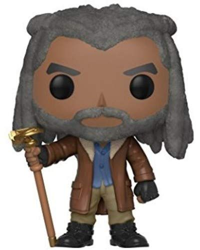 Funko Pop!- The Walking Dead Ezekiel, Multicolor (25202)
