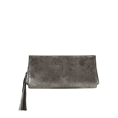 GION Elsa Women Leather Clutch Evening Bag by GION leather goods