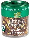 Simply Organic Mini Organic Crushed Red Pepper (2x.42 OZ)