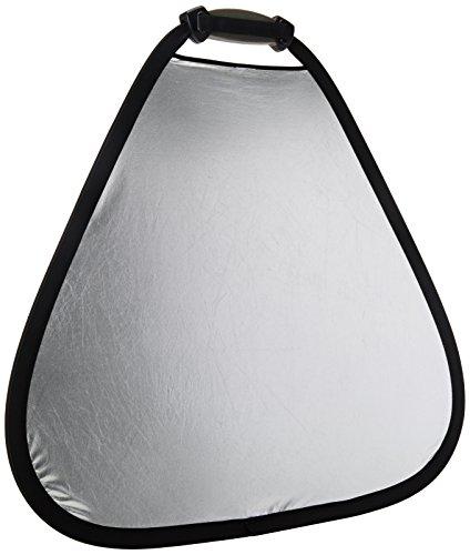 Lastolite LL LR3631 33-Inch TriGrip Reflector (White/Silver) by Lastolite