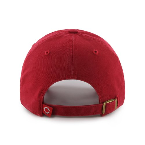 Cincinnati Reds Clean Up Adjustable Cap