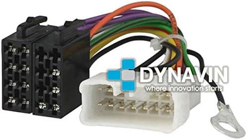 ISO-SUZ.1995 - Conector iso universal para instalar radios en ...