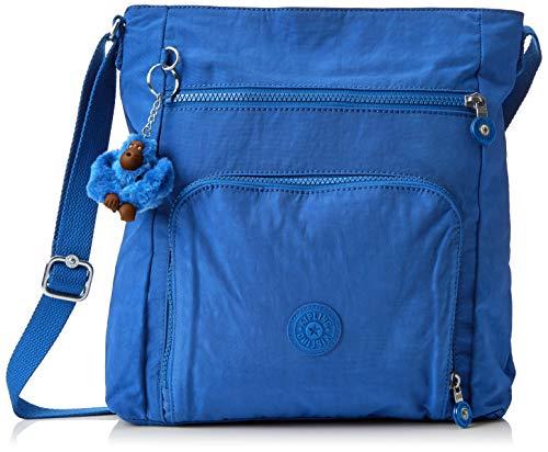 Spalla Cm Elizea 29x31x7 Kipling A 5 saxony Blue Donna Blu Borse q76Ctw7a