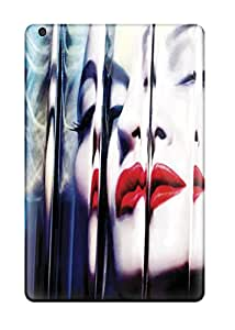 Jim Shaw Graff's Shop 2547277I93325403 Rugged Skin Case Cover For Ipad Mini- Eco-friendly Packaging(madonna Mdna)