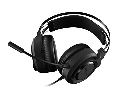 Tesoro Olivant A2 Pro Virtual 7.1 50 mm Noise Cancellation Microphone Gaming Headset (TS-A2-USB) by Tesoro (Image #4)