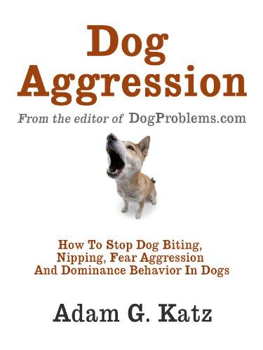 Dog Aggression Nipping Dominance Behavior ebook product image