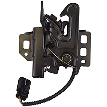 Amazon com: OEM GM 20763454/15139168 Hood Latch & Switch