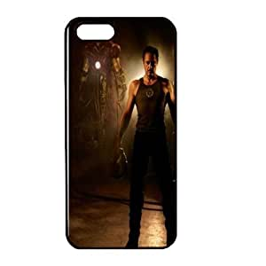 iPhone 5 Great for designing your own case,Designed Specifically for Iphone 5 Compatible with Robert Downey Jr. as Iron Man